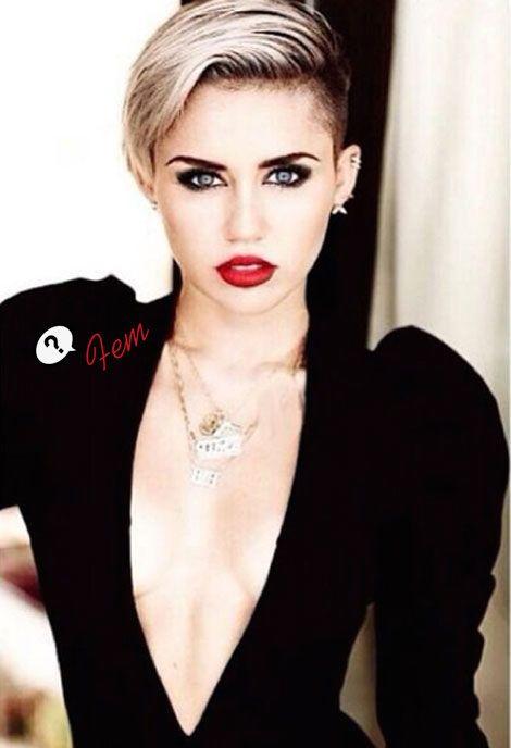 Las modas de Miley Cyrus