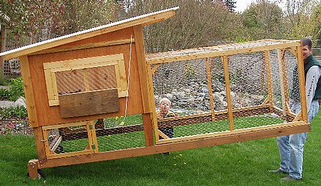 Easy To Build Chicken Coop Plans Woodworking Projects Plans