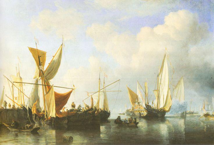 17 Best Images About Art Dutch Golden Age Painting 1615: 49 Best Images About Painted Sails On Pinterest