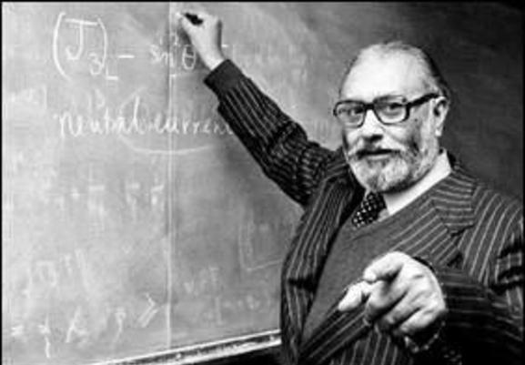 Abdus Salam, Electroweak + Higgs