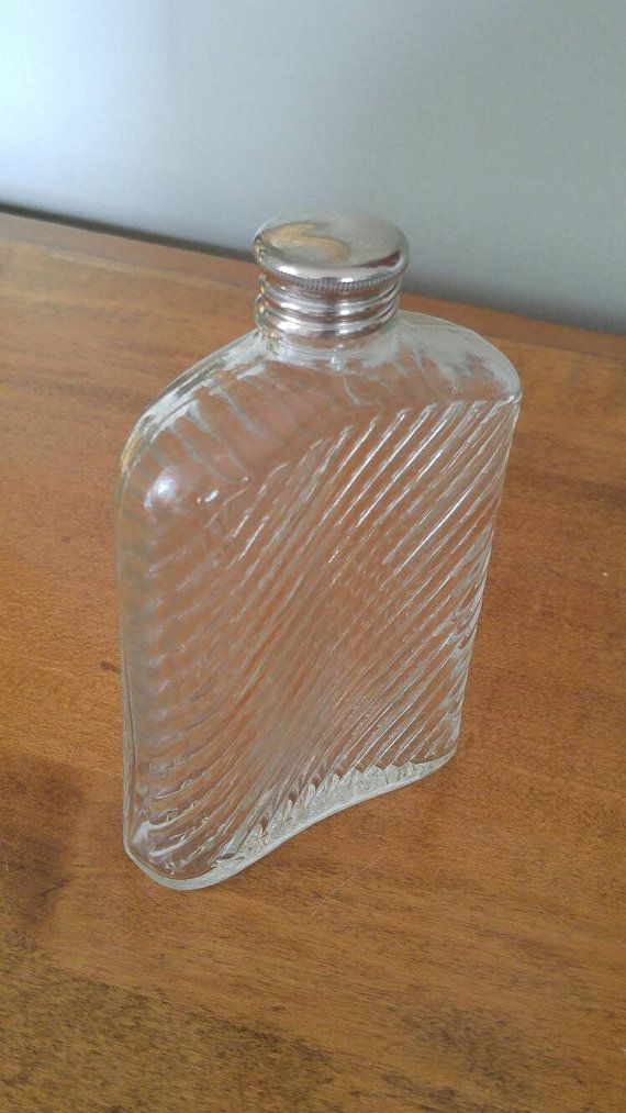 Hey, I found this really awesome Etsy listing at https://www.etsy.com/ca/listing/452863968/vintage-universal-glass-curved-flask