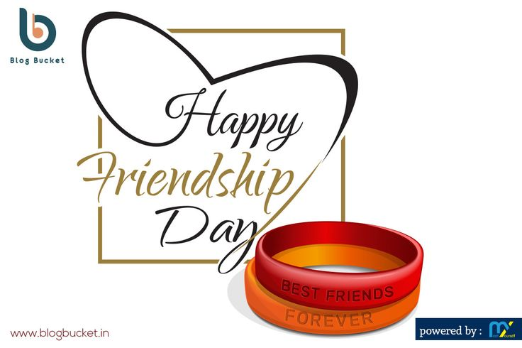 #BlogBucket wishes you a Happy Friendship Day, The relation between one heart and another heart is called love, but the relation between heart and heartbeat is called Friendship. Enjoy Happy Friendship Day.  http://blogbucket.in/hey-bestie-best-friend-best-feeling-friendship/