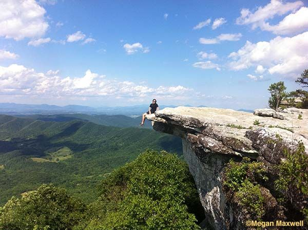 5. Dragon's Tooth, McAfee Knob, and Tinker Cliffs, Virginia This multi-day hike hits three unique rock formations. Hikers will first reach D...