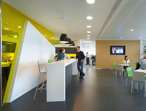 Man Group new HQ, Riverbank House, London by Swanke Hayden Connell Architects