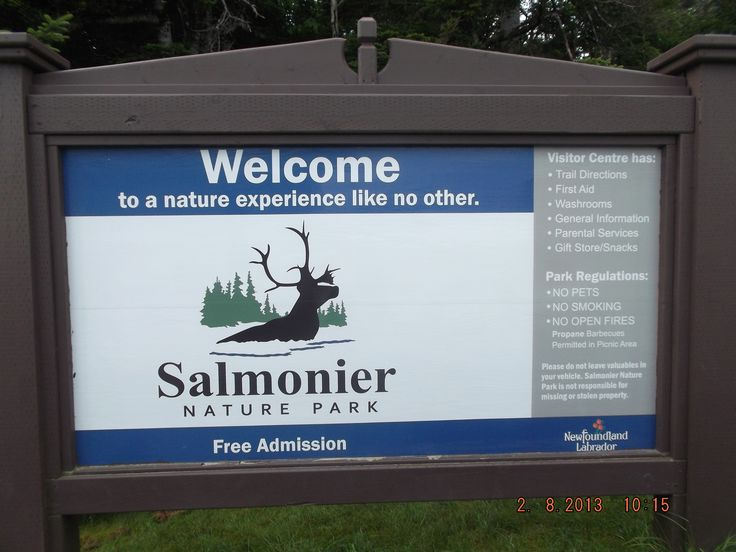 Salmonier Nature Park