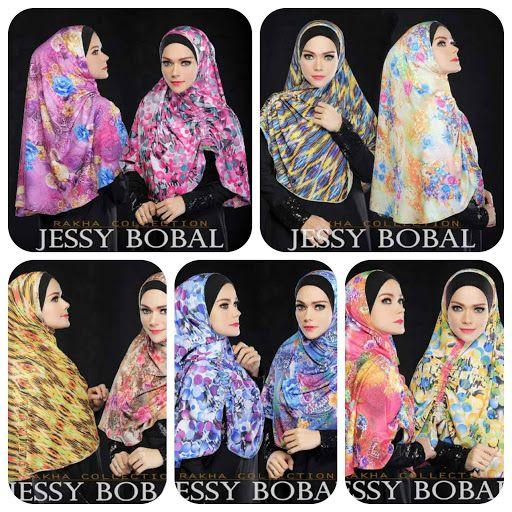 Jessy Bolbal Ori Rakha | Jilbab Online Depok
