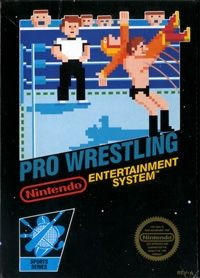 Pro Wrestling (Nintendo Entertainment System). One of my all time favorite Nintendo games.