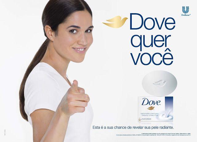 Dove seleciona mulheres reais para campanha de sabonete