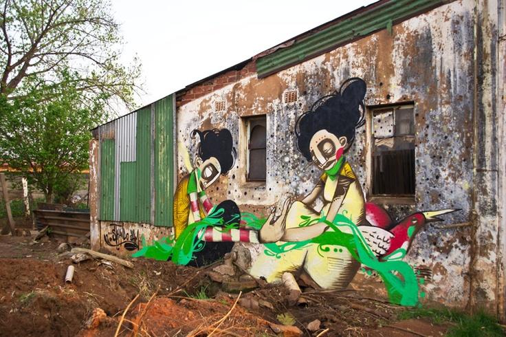 i art soweto - joburg - I ART SA