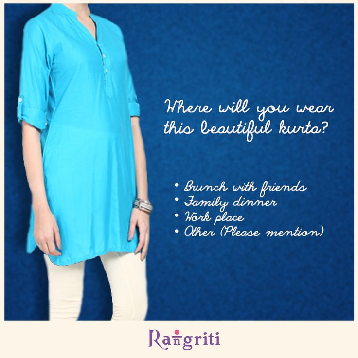 Take your style quotient up by notches with this stunning kurta. Make it yours now: http://buff.ly/1EAfU7X  #pretty #style #girls #awesome #amazing #bestoftheday #picoftheday
