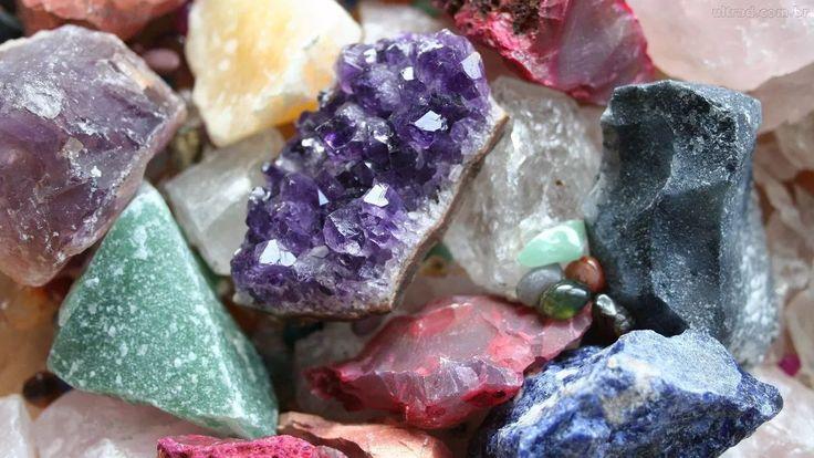 kit pedras preciosas/1/2kilo - 20 pedras brutas, naturais