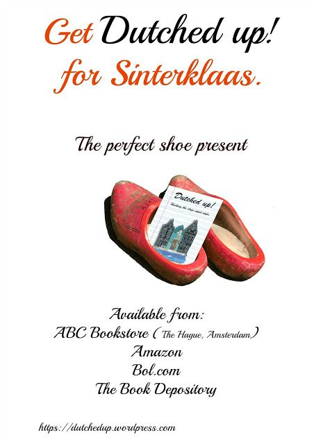 Expat Life With a Double Buggy: Sinterklaas Present Tip - Get Dutched Up!