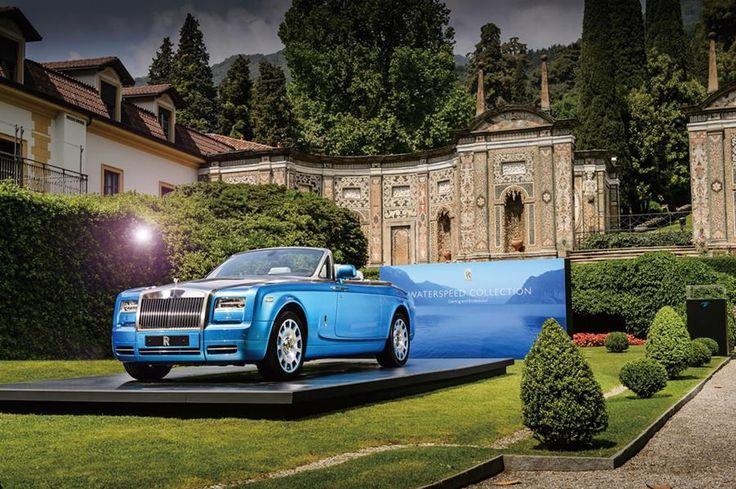 Rolls-Royce Phantom Drophead Coupé Waterspeed