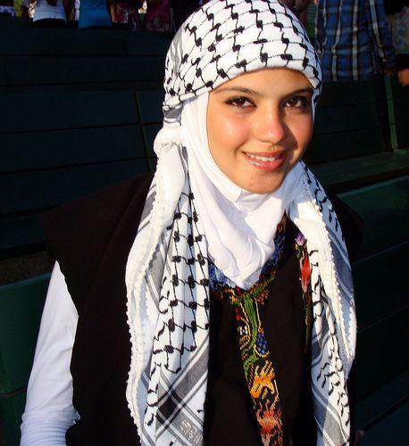 sluts-palestinian-beautiful-women