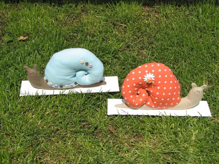 Tilda snails