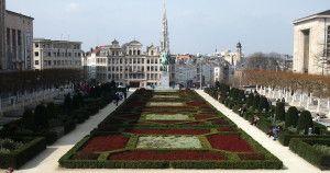 Bruxelles | Questa piazza è una delle cose più belle viste a Bruxelles: Place de L'Albertine. Non ha bisogno di parole.