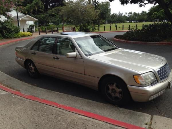 1997 Mercedes-Benz S500 for sale near Hickam AFB, Hawaii                  MilClick.com - Military Lemon Lot - Buy or sell used cars, motorcycles, jeeps, RV campers, ATV, trucks, boats or any other military vehicle online.  100% FREE TO LIST YOUR VEHICLE!!!