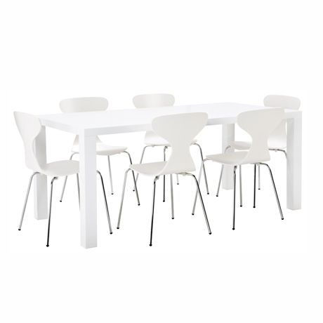 freedom furniture kitchens. simple u0026 jupiter package optic white freedom furniture paint the chairs kitchens