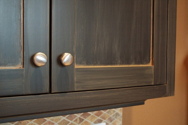 Maple Cabinets Kitchen Glazed