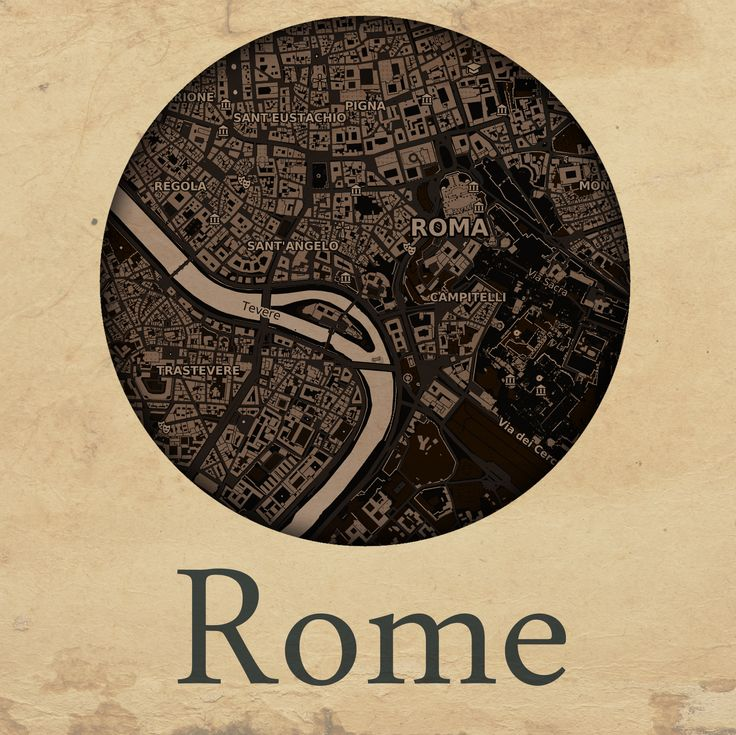 Cities edition - Rome