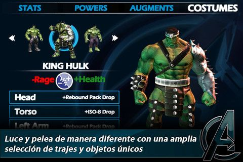 Con este juego tienes acceso a los héroes de Nick Fury —en este caso, Hulk— para resolver el misterio de quién abrió las puertas de La Bóveda y desató a los criminales más monstruosos.