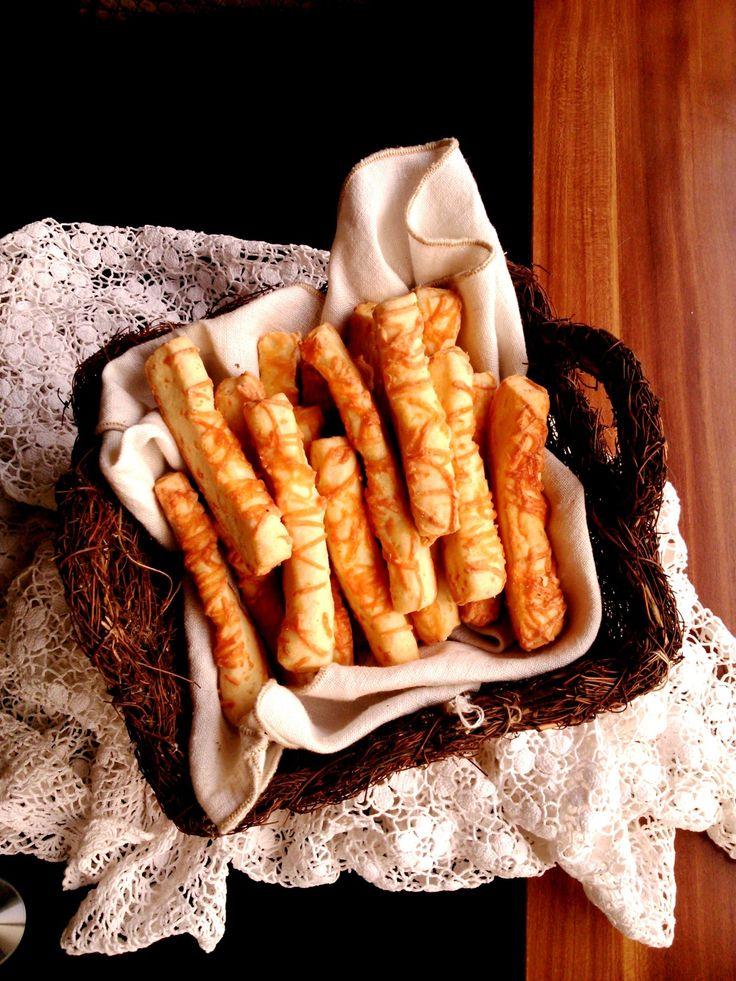 Sajtos rudacska Évike konyhájából - Simple snack with cheese