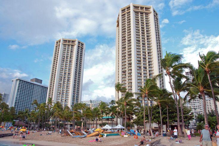 Hyatt Regency Waikiki Beach Resort & Spa - beach