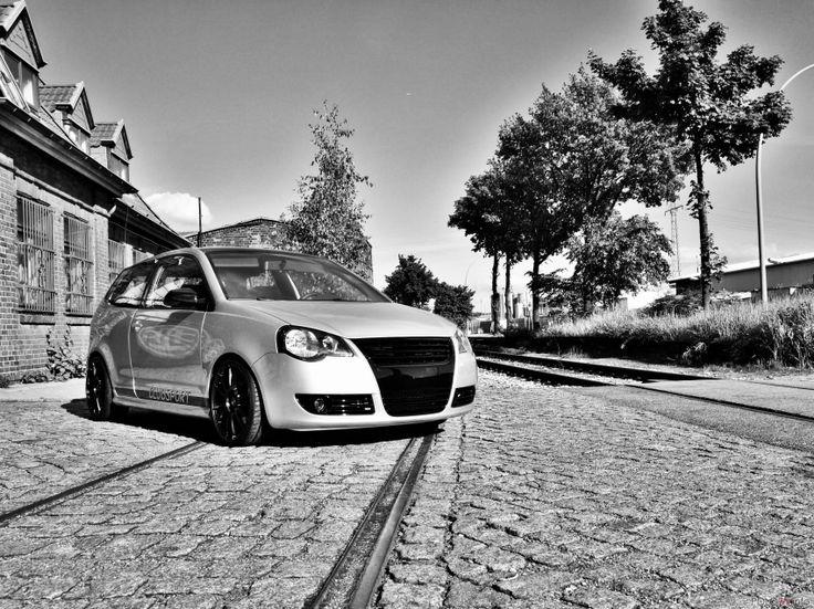 Custom polo 9n3 bumper
