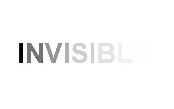 caligramas invisible