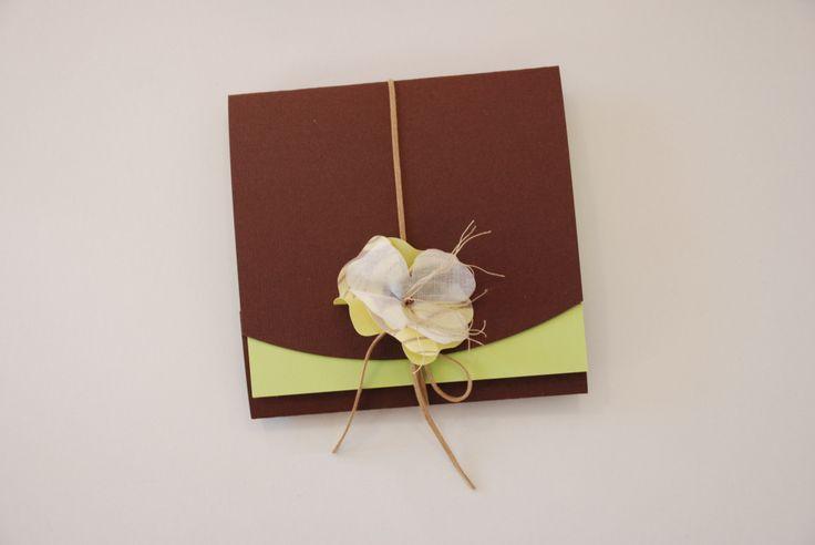 Secret de Fleurs - Faire-part CM Collection