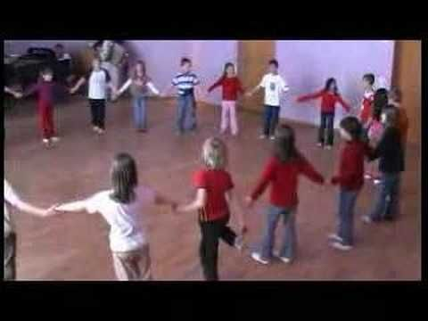 Circassian Circle: great modification for a younger group or beginners