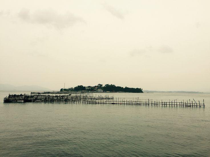 삼천포 해변 samcheonpo