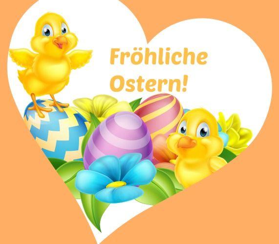 Frohe Ostern – W.B.a.l.t.s.c.h.