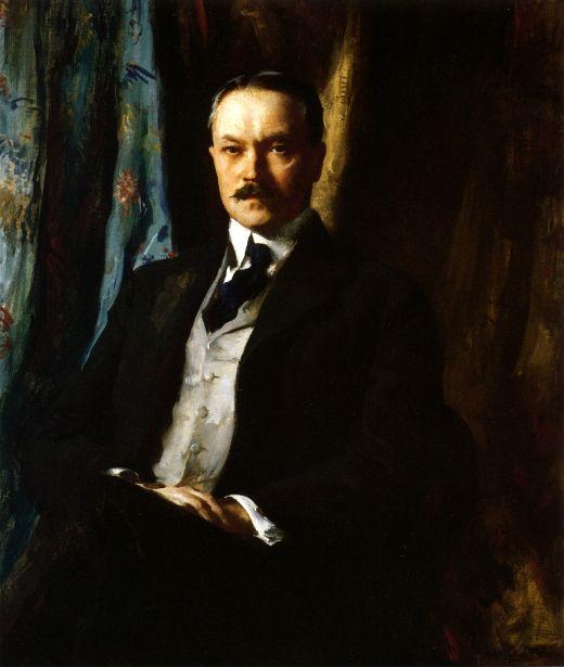 """""""Benjamin Rush"""" --Edmund C. Tarbell (1862 – 1938) American"""