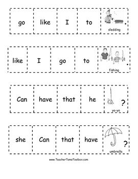 math worksheet : 1000 ideas about word order on pinterest  english grammar  : Kindergarten Sight Word Sentences Worksheets