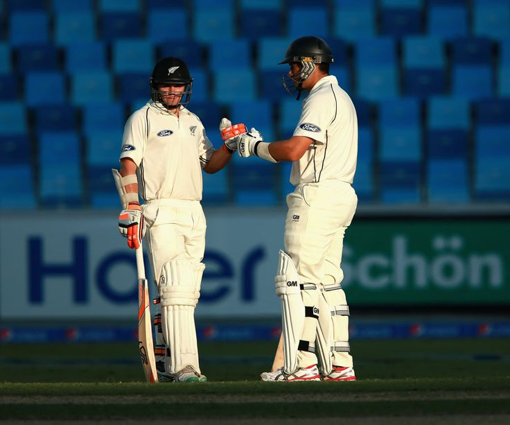 Tom Latham scores 2nd century in two matches as New Zealand make Pakistan work hard