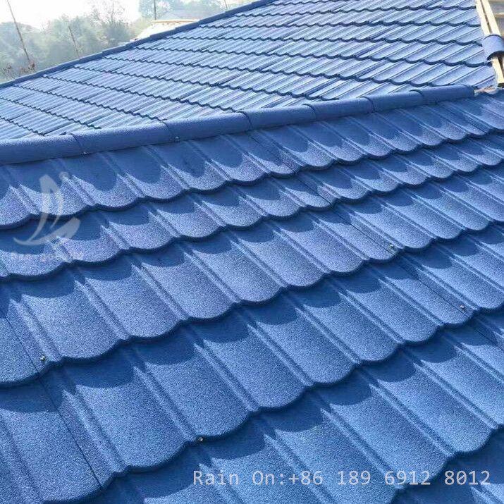 Sangbuild Stonecoatedmetalrooftile Steelrooftile Roofingsheet Roofingshingle Roofingmaterial Aluminumrooftile