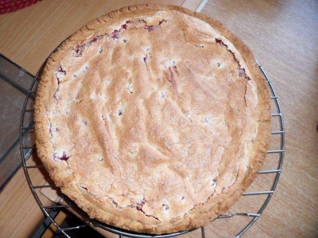 Das perfekte Schwäbischer Träubleskuchen-Rezept mit Bild und einfacher Schritt-für-Schritt-Anleitung: Eine Springform ausfetten und mit Haselnüssen…