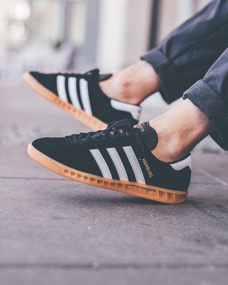"adidas Hamburg ""Core Black"" (S76696) buy at www.streetsupply.pl"