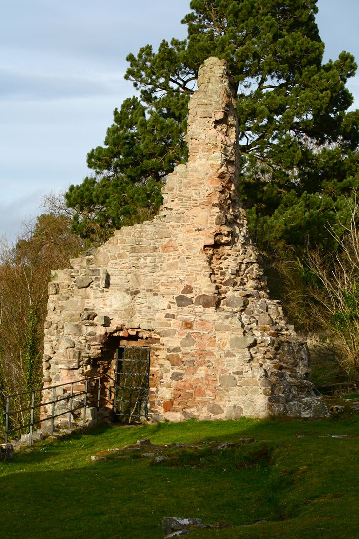 There's lots to explore at Hailes Castle in East Lothian (and entry is free, too!) #hshomecoming #explore #daysout