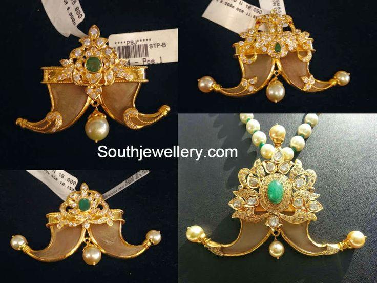 puli goru pendants