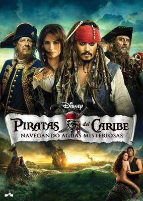 """No te pierdas """"Piratas del Caribe: Navegando aguas..."""" en Netflix"""