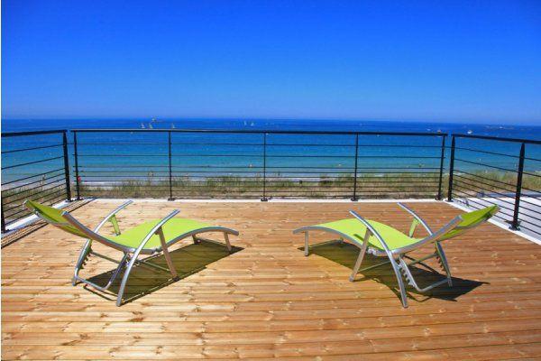 Ferienhaus in Plouescat. Whirlpool in Plouescat ab 83 € pro Objekt / Nacht. Buchen Sie dieses Ferienhaus für bis zu 6 Personen in der Region Finistere, Morlaix & Umland in Plouescat!