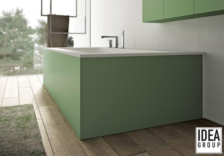 24 migliori immagini ideagroup colors su pinterest idee - Bagno verde salvia ...
