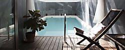 Las habitaciones de hotel con piscina privada más impresionantes de España
