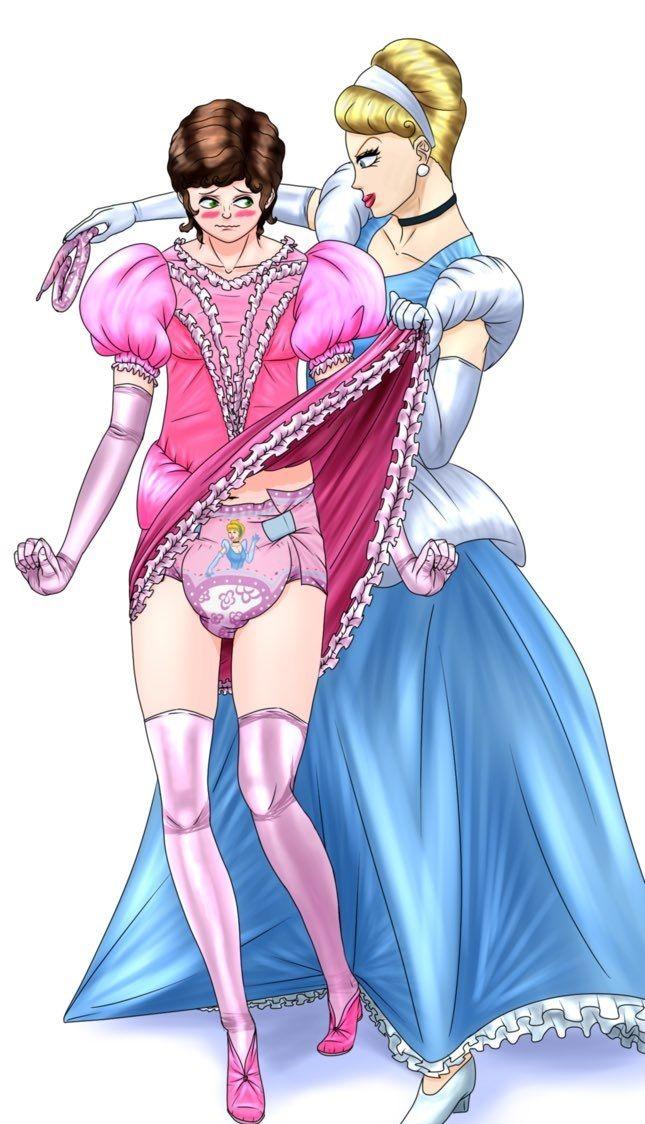 Transvestite art