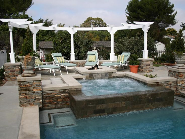 31 best Pools images on Pinterest | Small swimming pools, Backyard ...