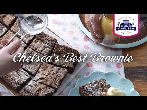 Chelsea's Best Brownie Recipe | Chelsea Sugar