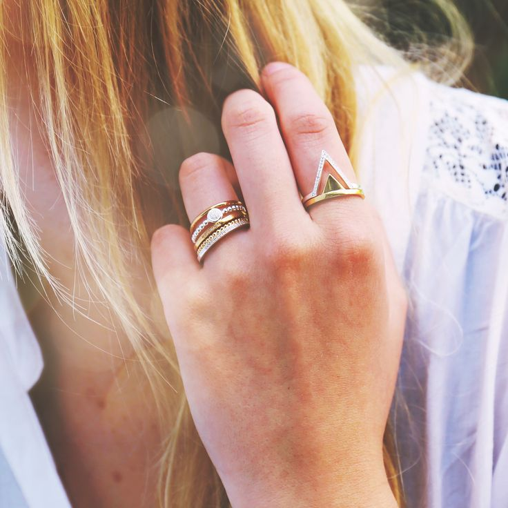 Ring style inspiration!