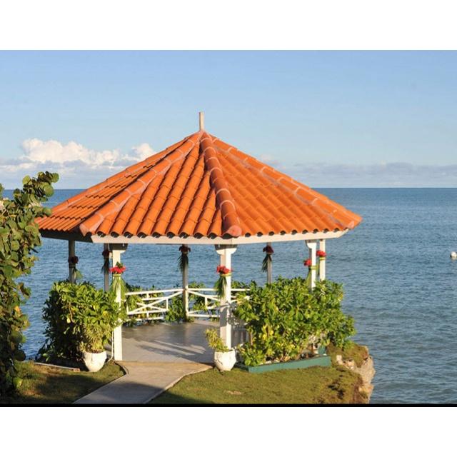 Villa lido jamaica wedding